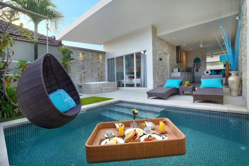 Paket Honeymoon Bali 5 Hari Villa Private Pool Oke Bali Travel